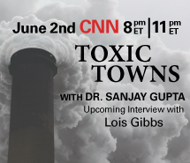 CNN Toxic Towns