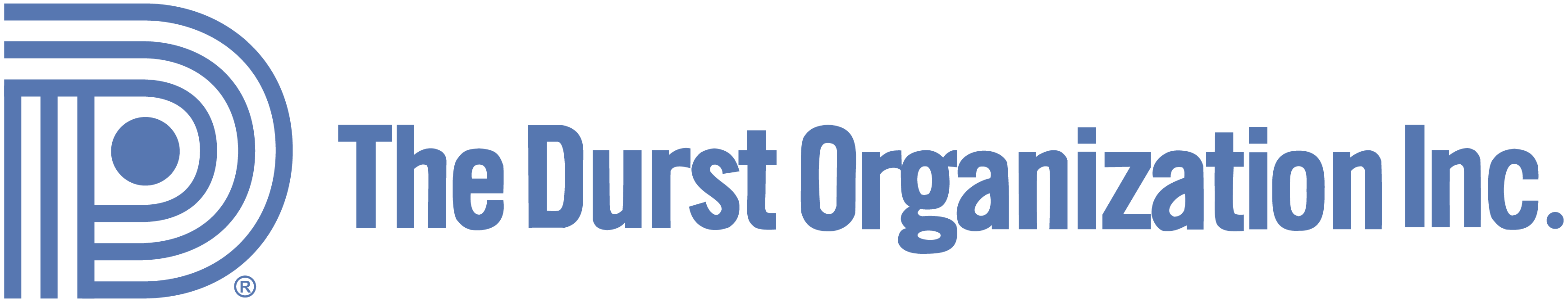 Durst Organization logo transparent
