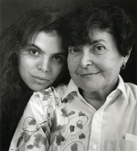 Judith and Florence Helfand