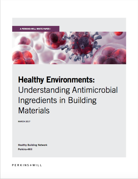 P+W antimicrobials cover