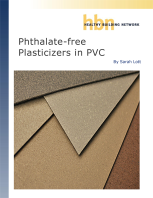 Phthalate-free Plasticizers in PVC