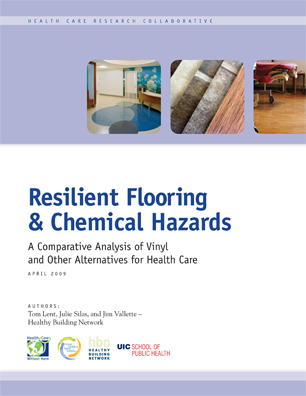 Resilient Flooring & Chemical Hazards
